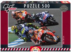 Moto GP 2014-15 Photography Jigsaw Puzzle