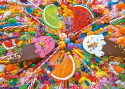Sweets Sweets Jigsaw Puzzle