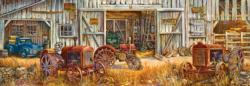 Tractors Farm Jigsaw Puzzle