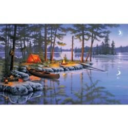 Honey Hollow - Scratch and Dent Sunrise/Sunset Jigsaw Puzzle