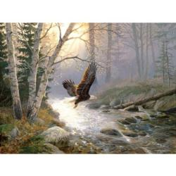 Spring Run Lakes / Rivers / Streams Jigsaw Puzzle