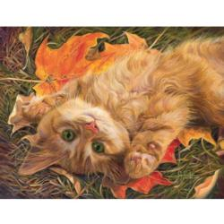 Carefree Kittens Jigsaw Puzzle