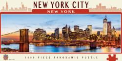 New York Bridges Panoramic