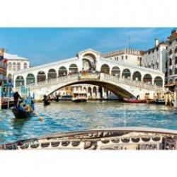 Rialto Bridge - Venice Bridges Jigsaw Puzzle