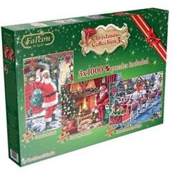 Christmas Collector's Box Vol. 3 Snow Jigsaw Puzzle