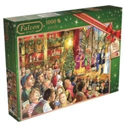 Christmas Pantomime Winter Jigsaw Puzzle
