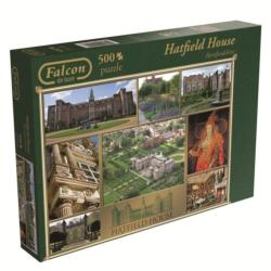 Hatfield House Europe Jigsaw Puzzle
