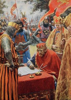 Magna Carta History Jigsaw Puzzle