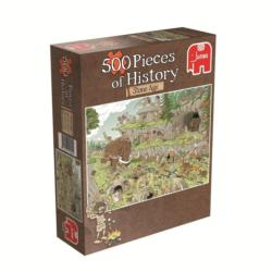 Stone Age (Pieces of History) Illustration Jigsaw Puzzle