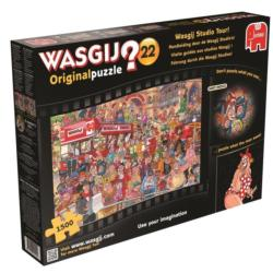 Wasgij Studio on Tour Wasgij Jigsaw Puzzle