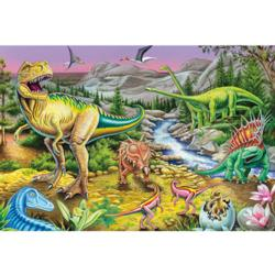 Age of Dinosaurs Dinosaurs Children's Puzzles