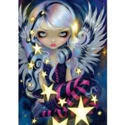 Angel in a Sea of Stars Angels Jigsaw Puzzle