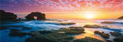 Bridgewater Bay Sunset - Victoria, Australia Sunrise / Sunset Jigsaw Puzzle