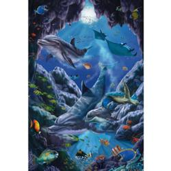 Color of the Sea Marine Life Jigsaw Puzzle
