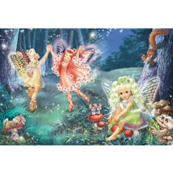 Fairy Dance Dance Children's Puzzles