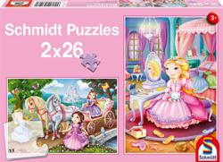 Fairytale Princesses Princess Multi-Pack
