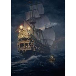 On the High Seas Pirates Jigsaw Puzzle