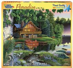 Paradise Forest Jigsaw Puzzle