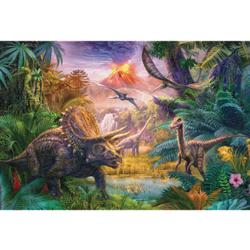 Valley of Dinosaurs Dinosaurs Jigsaw Puzzle