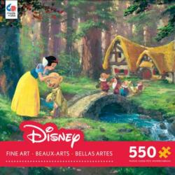 A Sweet Goodbye (Disney Fine Art) Princess Children's Puzzles