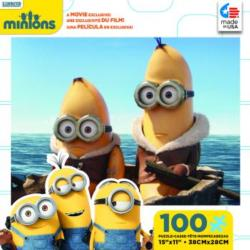 Banana Boat (Minions) Movies / Books / TV Jigsaw Puzzle