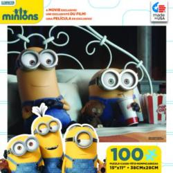 Bed (Minions) Movies / Books / TV Jigsaw Puzzle