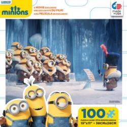 Chorus (Minions) Movies / Books / TV Jigsaw Puzzle
