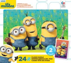 Minions Floor Puzzle Movies / Books / TV Jigsaw Puzzle