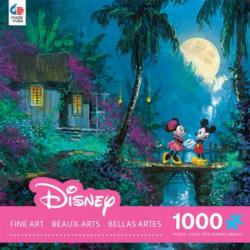 Moonlight Proposal (Disney Fine Art 1000) Cartoons Jigsaw Puzzle
