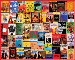 Great Books Movies / Books / TV Jigsaw Puzzle