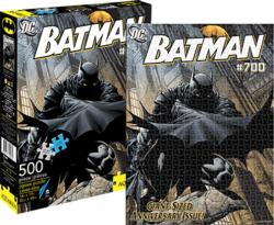 Batman #700 Cover (DC Comics) Super-heroes Jigsaw Puzzle