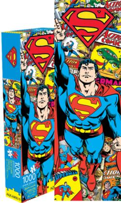 Superman (DC Comics) Super-heroes Jigsaw Puzzle
