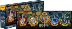 Harry Potter - Crests Collage Jigsaw Puzzle