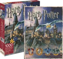 Harry Potter - Hogwarts Movies / Books / TV Jigsaw Puzzle
