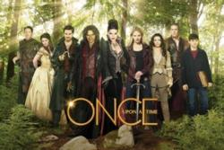 Once Upon a Time - Cast Movies / Books / TV Jigsaw Puzzle