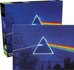 Pink Floyd - Dark Side of the Moon Music Jigsaw Puzzle