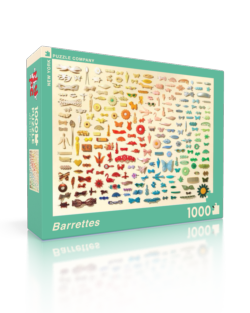 Barrette Collection Collage Jigsaw Puzzle