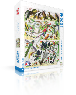 Birds Wildlife Jigsaw Puzzle