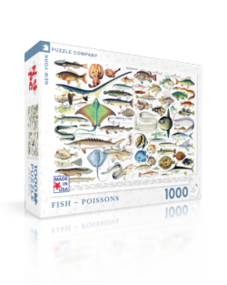 Fish Science Jigsaw Puzzle