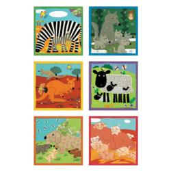 Baby Animals Animals Block Puzzle