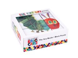 The World of Eric Carle(TM) The Very Books Block Puzzle Movies / Books / TV Children's Puzzles
