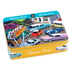 Classic Cars Nostalgic / Retro Tin Packaging