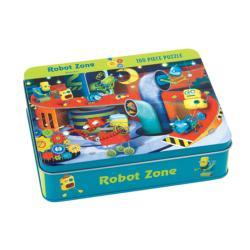 Robot Zone Robots Children's Puzzles
