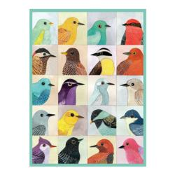 Avian Friends Collage Jigsaw Puzzle