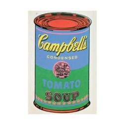 Andy Warhol Soup Can Contemporary & Modern Art Jigsaw Puzzle