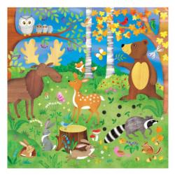 Forest Friends - Scratch and Dent Owl Children's Puzzles