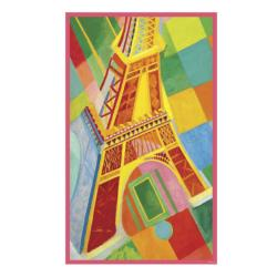 Robert Delaunay Eiffel Tower Eiffel Tower Collectible Packaging