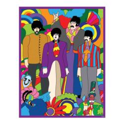 The Beatles Yellow Submarine Music Tin Packaging