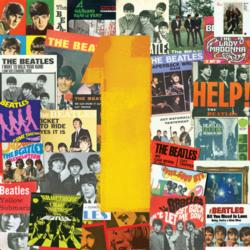 The Beatles No. 1 Singles Music Jigsaw Puzzle
