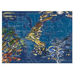 Wendy Gold Ocean Life Fish Jigsaw Puzzle